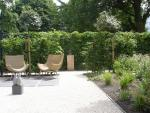 Moderne tuin in Roosendaal